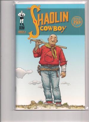 Shaolin Cowboy 2004 #1 – a