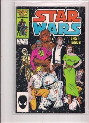 Star Wars #107 – a
