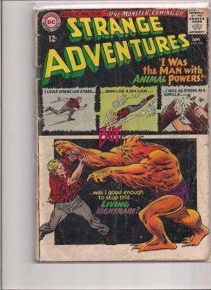 Strange Adventures #180