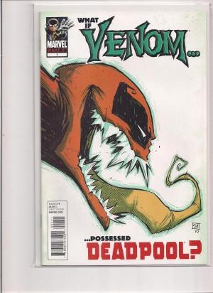 What If Venom Deadpool #1 – a