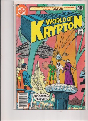 World of Krypton 1979 #1 – a