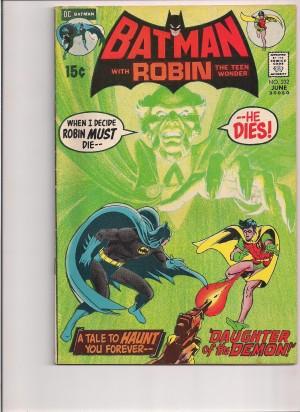 Batman #232 Front – a