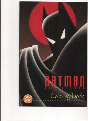 Batman Coloring Book 1993 – a