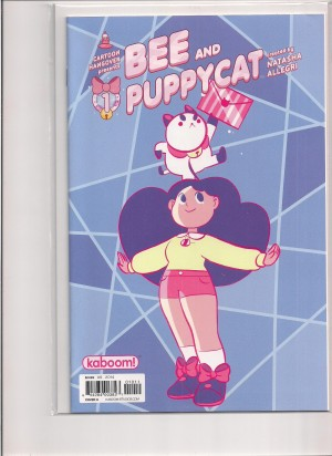 Bee and Puppycat 2014 #1 – a