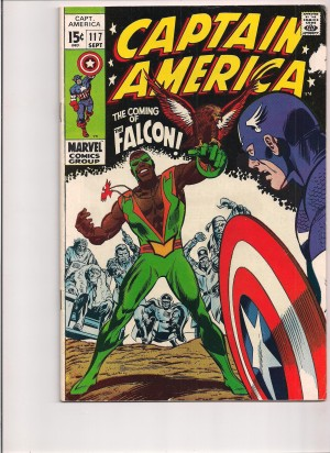 Captain America #117 Front – 1-14-15