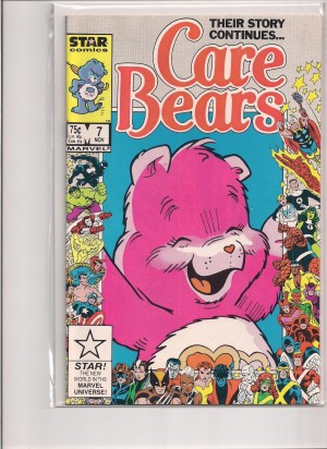 Care Bears #7 – a