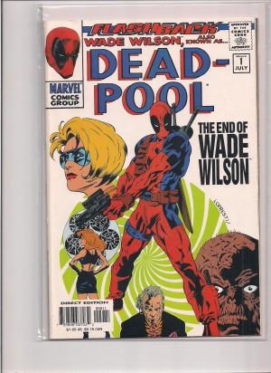 Deadpool #1 – 1-14-15