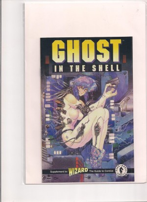 Ghost In The Shell 1995 ASHCAN #1 – a