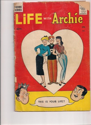 Life with Archie 1958 #1 – Front