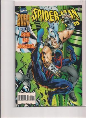 Spiderman 2099 1996 #46 – a