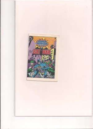 Super Powers Kenner 1984 Batman #1