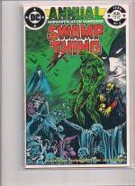 Swamp Thing Annual #2 - a
