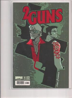 Two Gun 2007 #1b – a