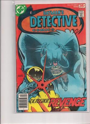 Detective Comics #474 – 2-1-15