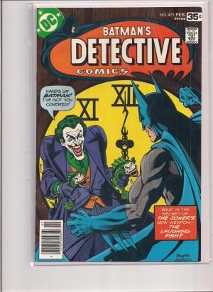 Detective Comics #475 – 2-6-15