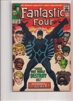 Fantastic Four #46 – 2-1-15