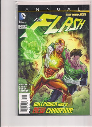 Flash Annual #2 – a