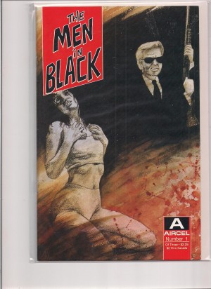 Men In Black 1990 #1 – a