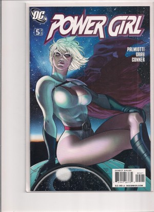 Power Girl 2009 #5b – b