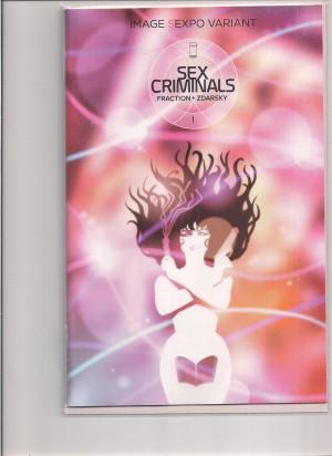 Sex Criminals 2013 #1 Image Expo Variant – a