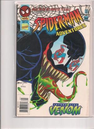 Spierman Adventures #10 Venom – a