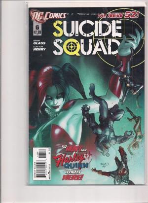 Suicide Squad 2011 #6 – 2-1-15