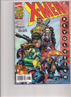 X-Men #100G – a