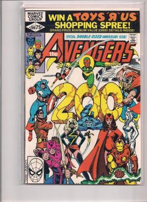 Avengers #200 – 3-24-15