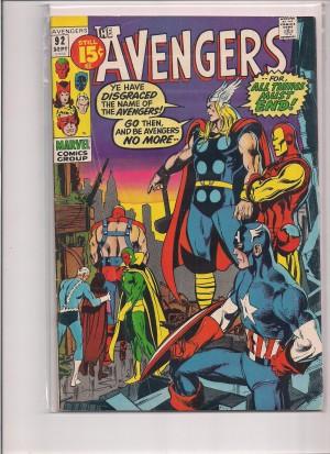 Avengers #92 – 3-24-15