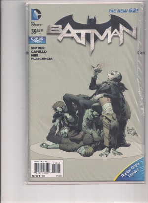 Batman Polybag #39 – a