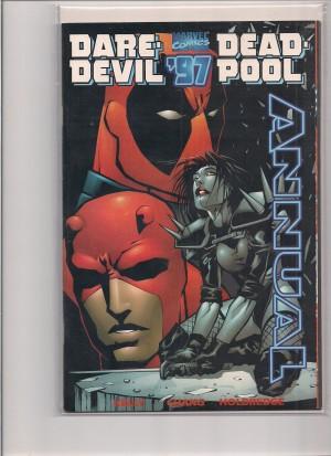Daredevil Deadpool Annual 1997 – a