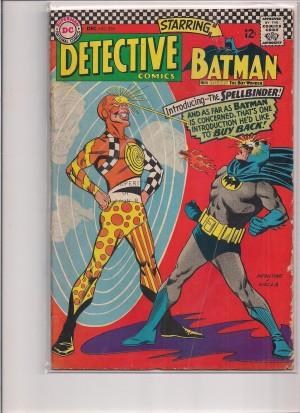 Detective Comics #358 – a