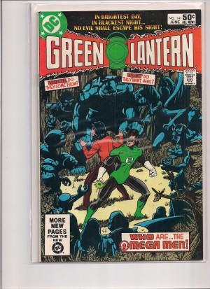 Green Lantern #141 – NM – a