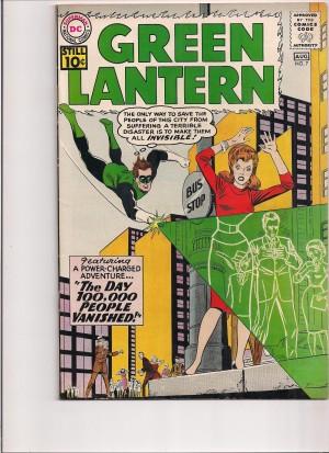 Green Lantern v2 #7 – front – a