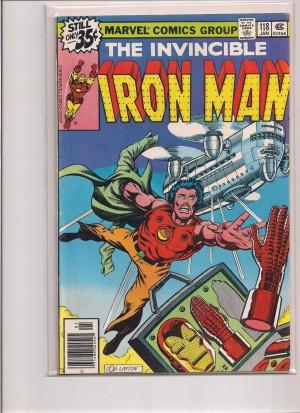Iron Man #118 – a