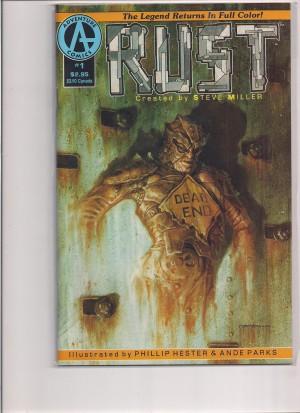 Rust #1a – a