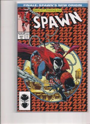 Spawn #227 – a