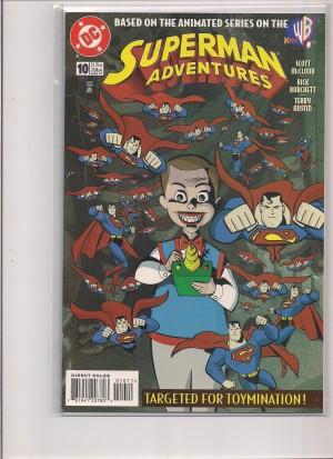 Superman Adventures #10 – a