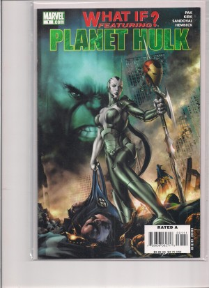 What If Planet Hulk #1 – a