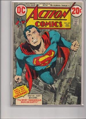 Action Comics #419 – a