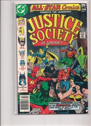 All Star Comics #69 – a