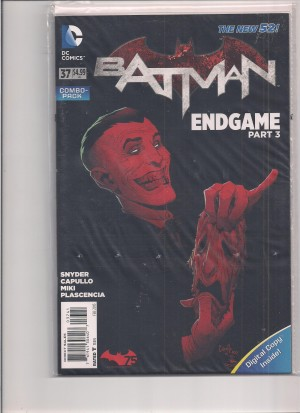Batman 2011 #37 Combo – 5-20-15