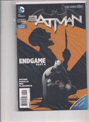 Batman #38 – Sealed – a