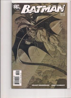 Batman #655 Variant – a