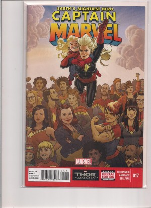 Captain Marvel #17 – a