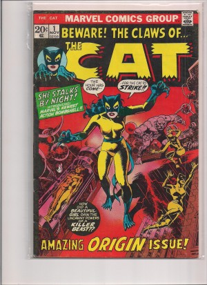 Cat #1 – 6-5-15