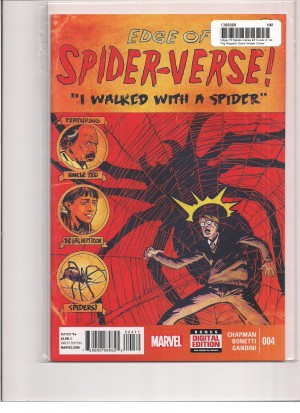Edge of Spiderverse #1 – a