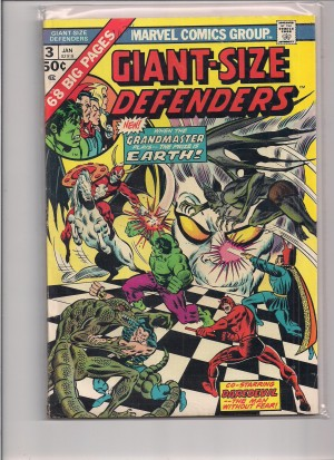 Giant Size Defenders #3 – a