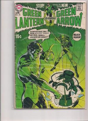 Green Lantern #76 – 5-16-15