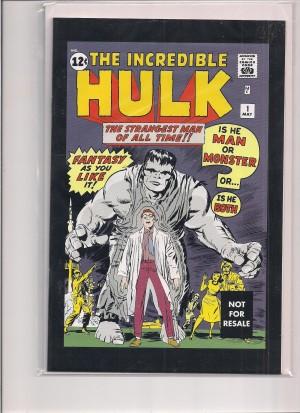 Hulk 2004 #1 Reprint – a